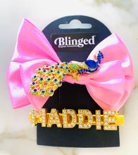Load image into Gallery viewer, KID'S PERSONALISED HAIR CLIP