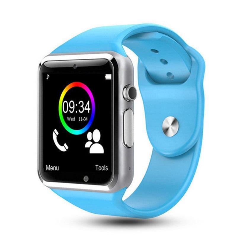 Heart Rate Monitor Bluetooth SmartWatch For IOS Android