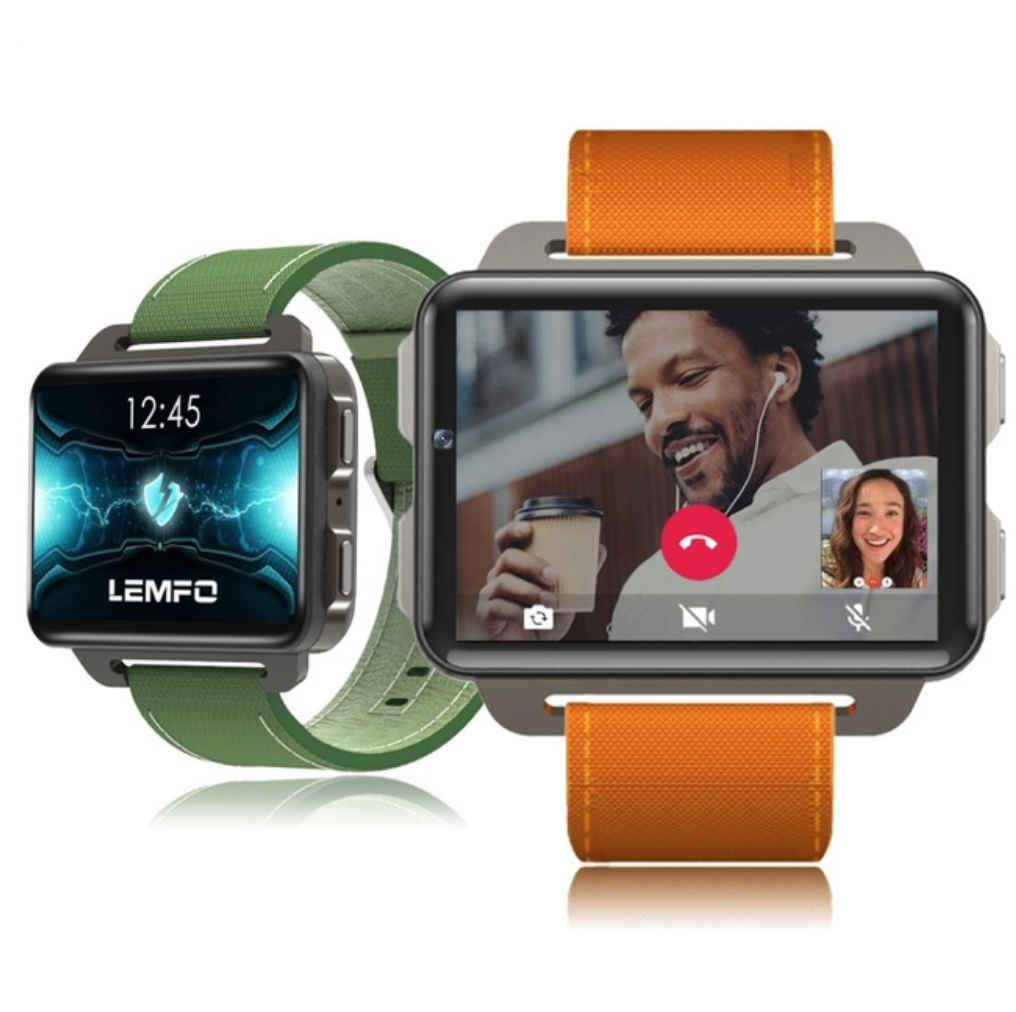 JM Android 5.1 SmartWatch Business Watch Fiteness Tracker