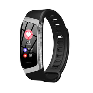 Fitband Health Blood Pressure Oxygen Heart Rate Monitor Smart Watch