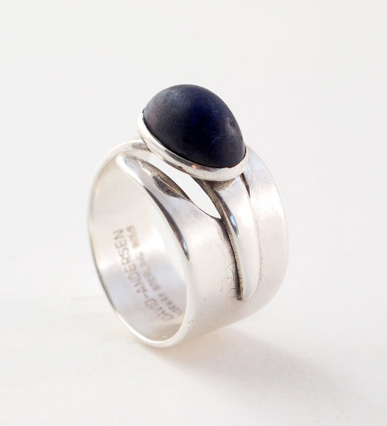 "David-Andersen ""Hav"" Ring - Sold"