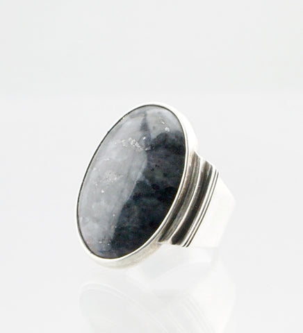 1960s Handmade Uni David-Andersen Ring