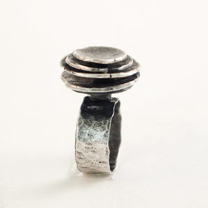 "Liisa Vitali ""Kasa"" Ring - Unavailable - Hopea"