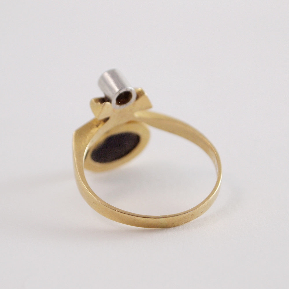 "Bjorn Weckstrom ""Totem"" Ring - Sold - Hopea"
