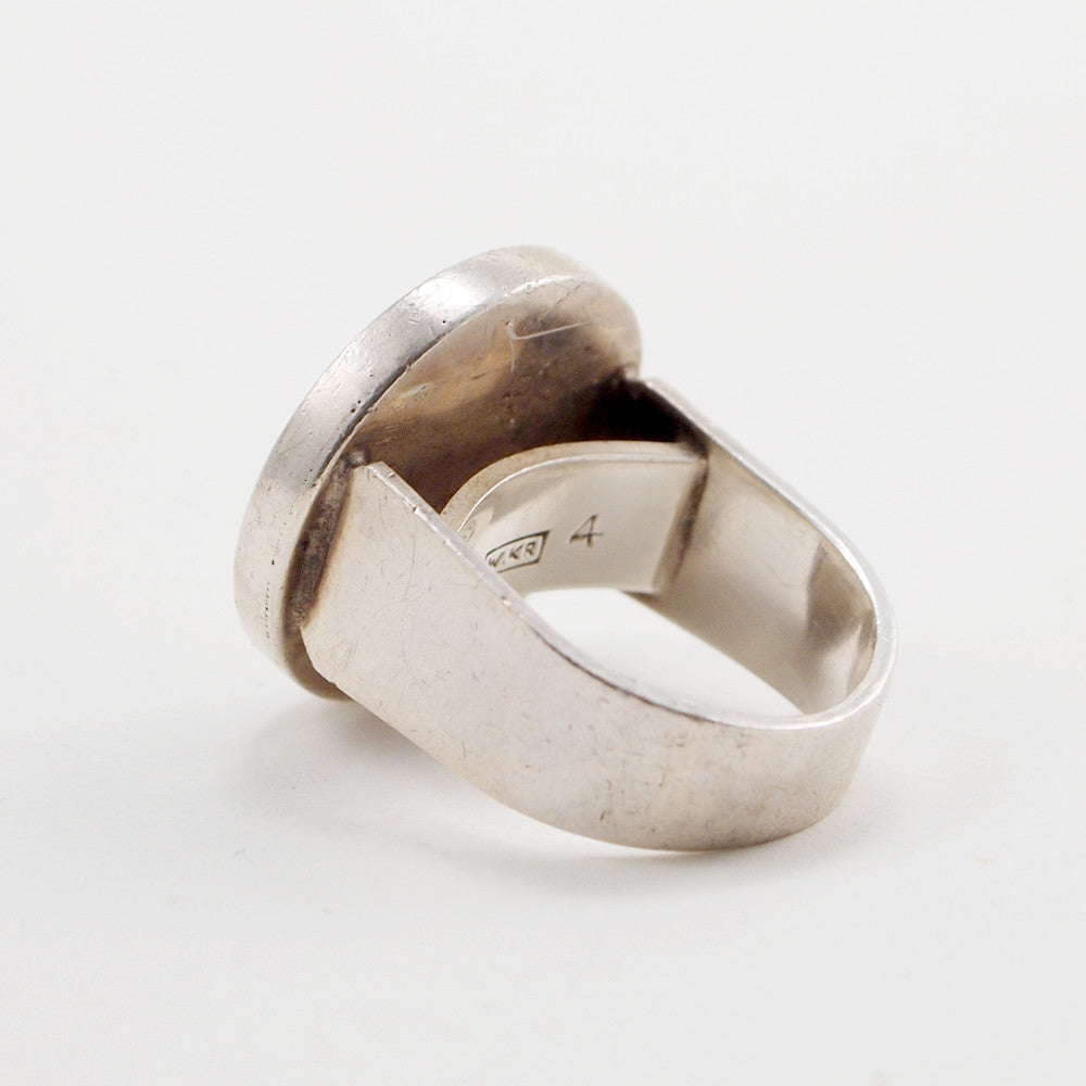 "Willy Herman Jacob Kromar ""Arkade"" Ring - Sold - Hopea"