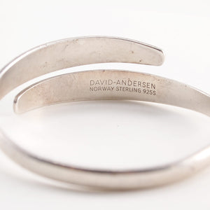 "David-Andersen ""Saga"" Bracelet - Sold - Hopea"