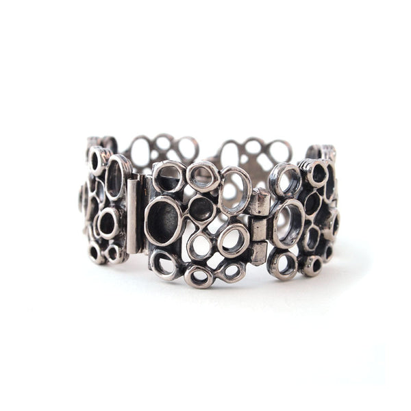 "Robert Larin ""Biomorphic"" Bracelet - Sold"