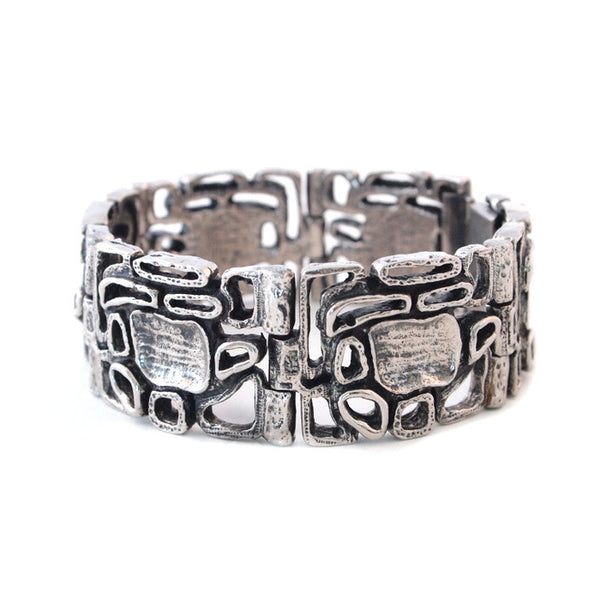 "Robert Larin ""Wall"" Bracelet - Sold"