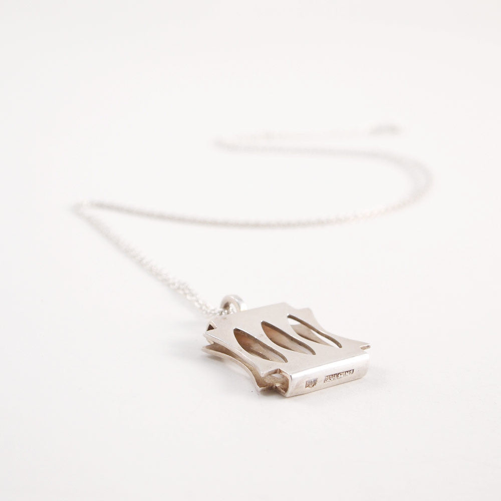 "Finnish ""Holvi"" Necklace - Sold - Hopea"