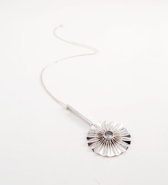 "Theresia Hvorslev ""Blomst"" Necklace - Sold"