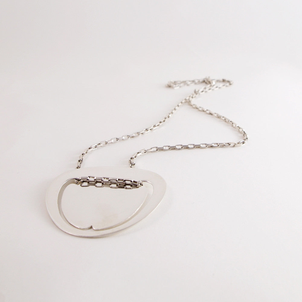 "Theresia Hvorslev ""Platt"" Necklace - Sold - Hopea"