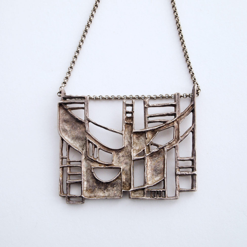 """Sivu"" Necklace from Scandinavia - Sold - Hopea"