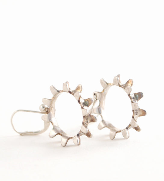 "Tone Vigeland ""Sol"" Earrings - Sold"