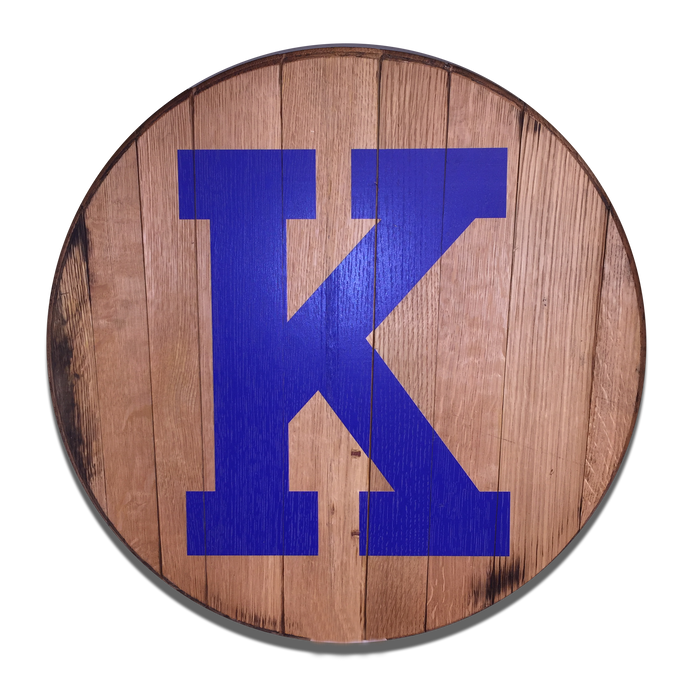 Big K Reclaimed Barrel Head