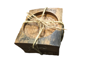 Kentucky Reclaimed Barrel Stave Coasters