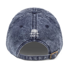 Load image into Gallery viewer, LEX Vintage Cap - Blue