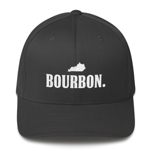 """The Kentucky Bourbon"" Flexfit Cap"