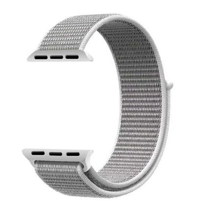 Pulseira Silicone/ Aço Milanese Apple Watch/IWO MAX 44mm