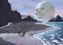 Load image into Gallery viewer, Skull Rock Poster