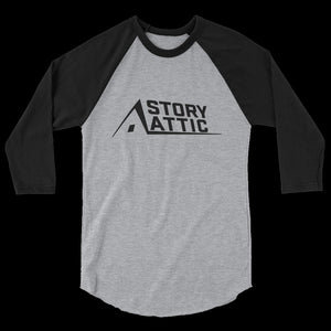 Story Attic Raglan Shirt