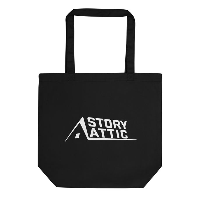 Story Attic Tote Bag