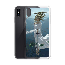 Load image into Gallery viewer, Waiting in the Lake iPhone Case