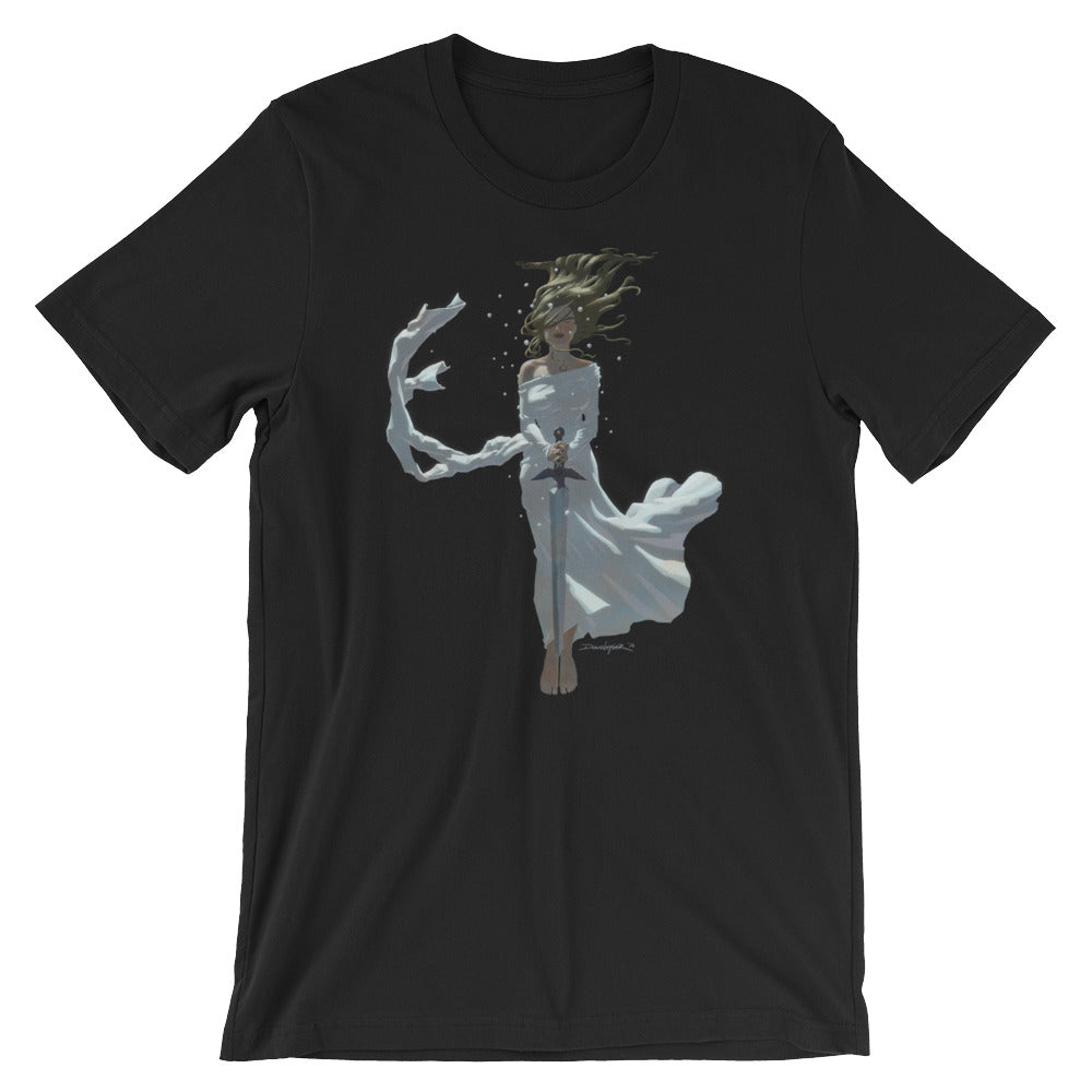 Waiting In The Lake Short-Sleeve Unisex T-Shirt