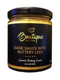 DIANE SAUCE WITH BUTTERY LEEK Boutique Sauces