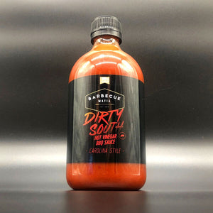 Dirty South Hot Vinegar BBQ Sauce - CAROLINA STYLE - 500ML