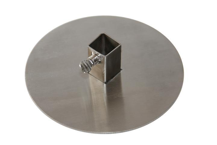 Gyros Plate - 19.5mm Square Bore
