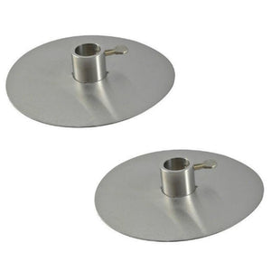 Outdoor Magic - Gyros Disk 22mm Round Bore - Set of 2