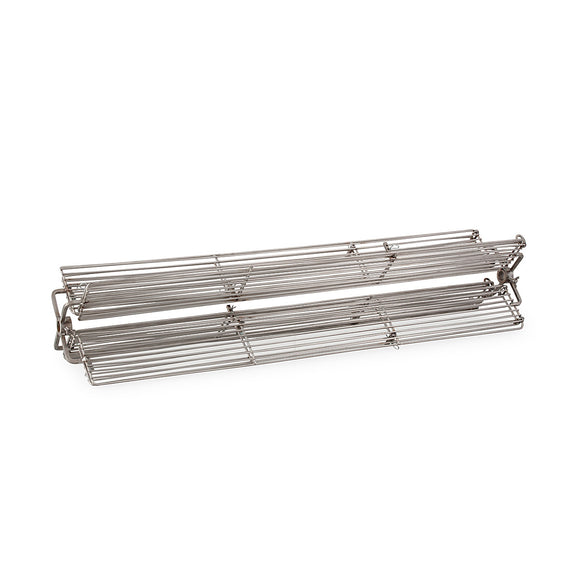 Stainless Grill - Rotating 110cm (4 Way)