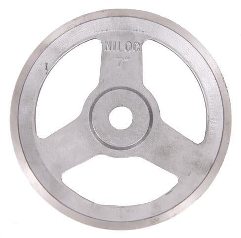 7 inch Pulley with 20mm bore
