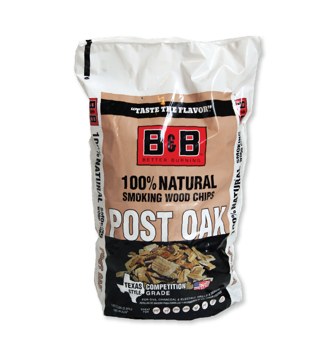 B&B Wood Smoking Chips