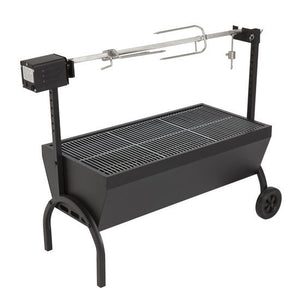 Charcoal Spit Roaster Large