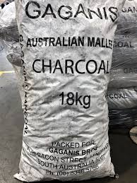 Gaganis Mallee Root Charcoal - 18kg
