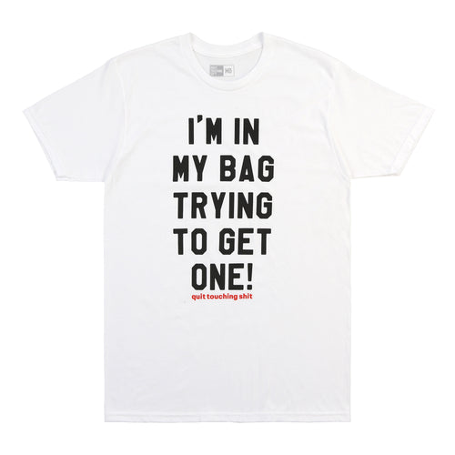 My Bag Tee (White)