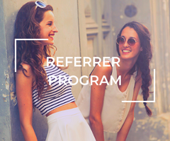 Benefit from The Plush Posh  Referrer Program & Spread the word