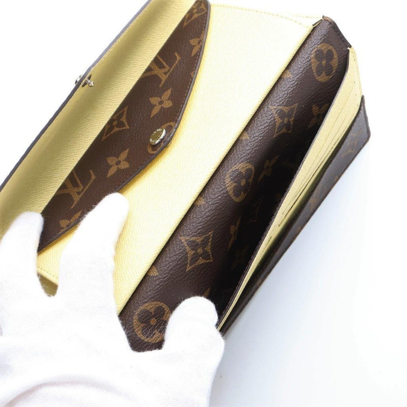 Buy & Consign Authentic Louis Vuitton Monogram Epi Porte Long Wallet at The Plush Posh