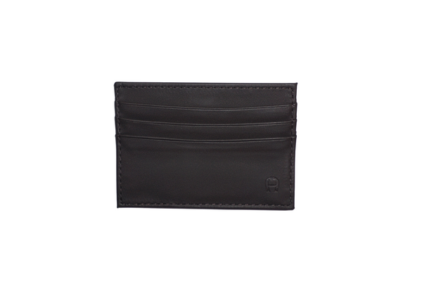 Aigner Card Holder Black