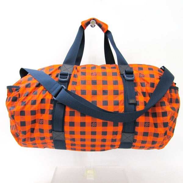 Buy & Consign Authentic Louis Vuitton Damier Aventure Boston Bag Orange at The Plush Posh