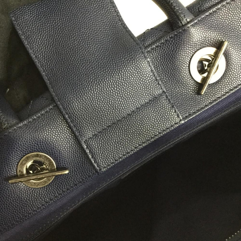 Buy & Consign Authentic Chanel Caviar Leather Tote at The Plush Posh