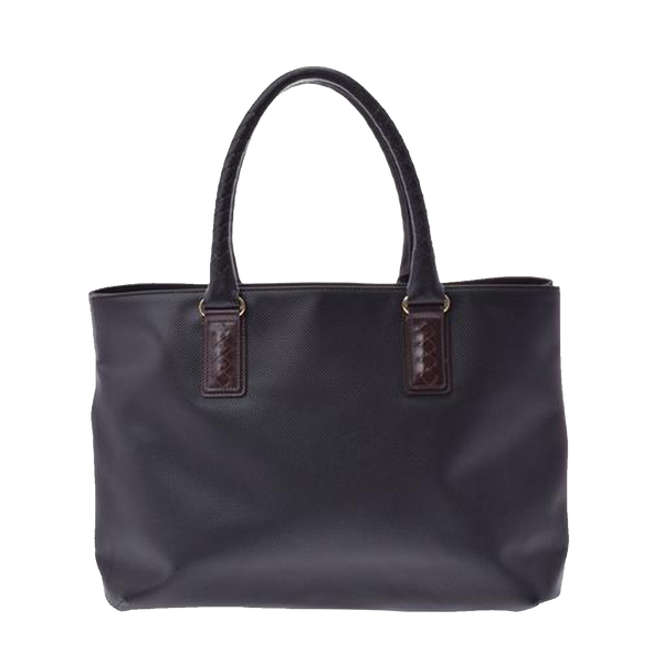 Buy & Consign Authentic Bottega Veneta Mens Black Marco Polo Tote Bag at The Plush Posh
