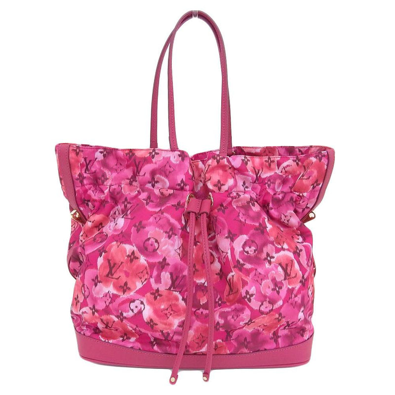 Buy & Consign Authentic Louis Vuitton Limited Edition Ikat flower Noefull MM Indian Rose Tote at The Plush Posh