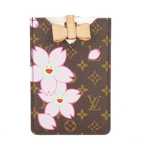 Buy & Consign Authentic Louis Vuitton Compact Mirror Monogram Cherry Blossoms at The Plush Posh