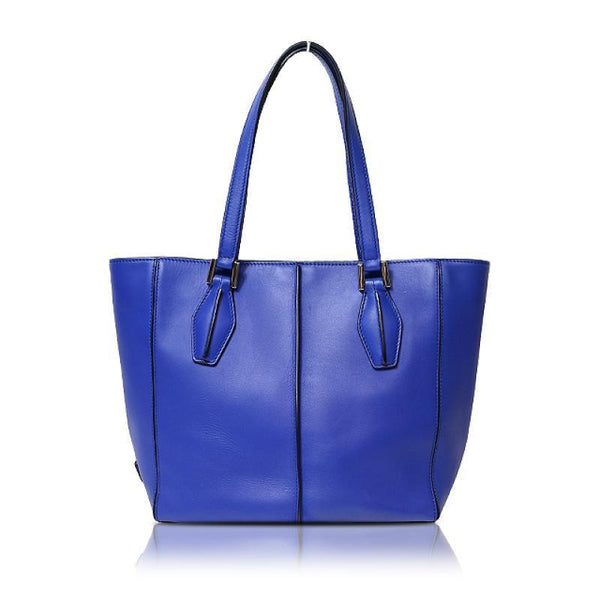 Buy & Consign Authentic Tods Blue Tote Bag at The Plush Posh