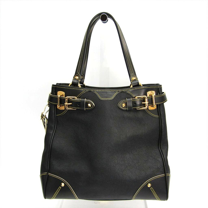 Buy & Consign Authentic Louis Vuitton Black Suhali Leather Le Majestueux Tote at The Plush Posh