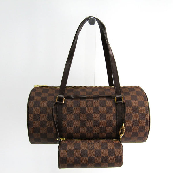 Buy & Consign Authentic Louis Vuitton Damier Papillon Barrel Bag at The Plush Posh