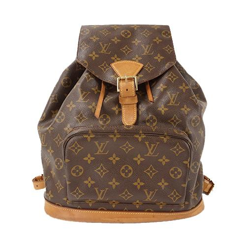 Buy & Consign Authentic Louis Vuitton Monogram Canvas Montsouris MM Backpack at The Plush Posh