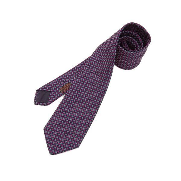 Buy & Consign Authentic Hermes Silk H pattern Tie at The Plush Posh